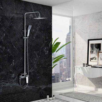 Rampa de duche monocomando Imex série Art