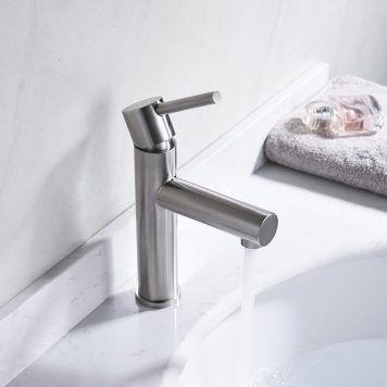 Ambiente lavatório Imex-Moscu monocomando