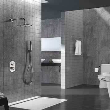 chuveiro anti-corrosão