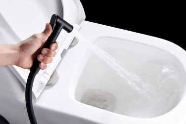 Chuveiros higiénicos