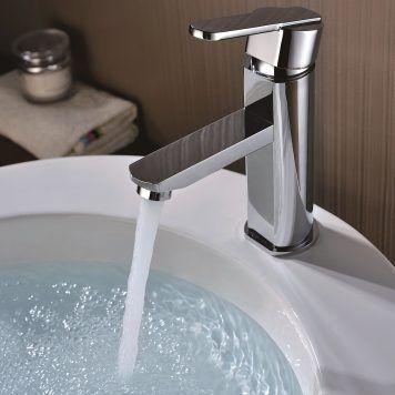 Ambiente monocomando de lavatório Imex série Roma