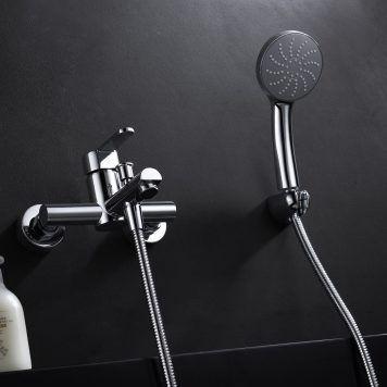 Torneira de banheira e duche