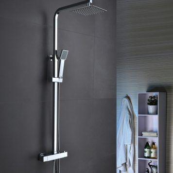 Kit de duche termostático Vigo