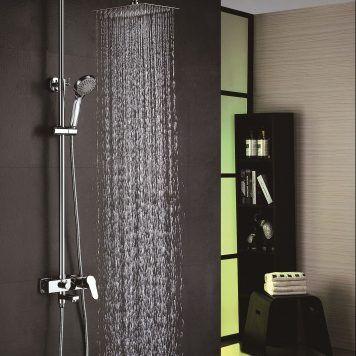 Conjunto de duche Imex série Bristol