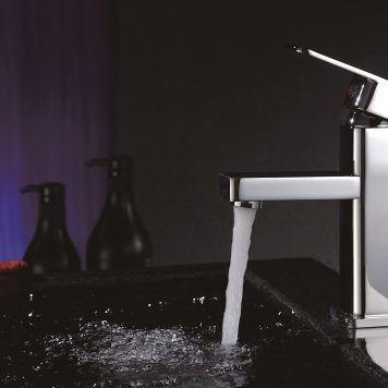 Torneira de lavatorio monocomando Imex série Bremen