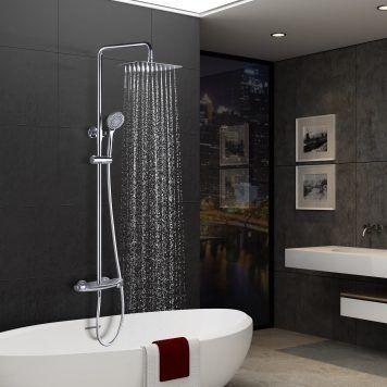 torneira termostática para banheira